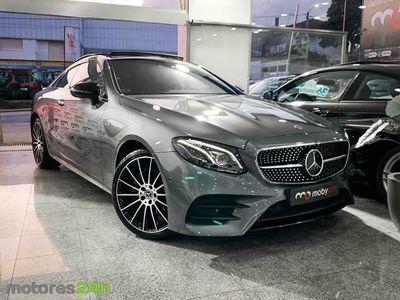 usado Mercedes 220 Classe E Coupéd AMG Line