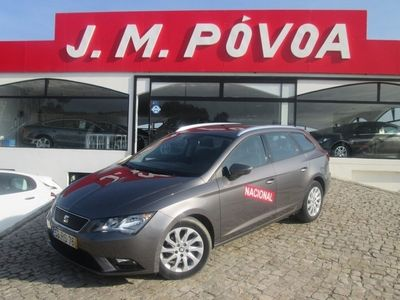 brugt Seat Leon ST 1.6 TDi Style S/S (110cv) (5p)