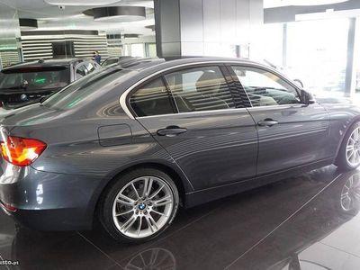 usado BMW 320 d Line Luxury GPS -