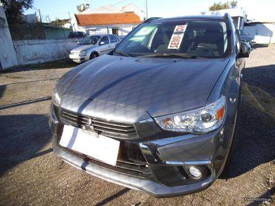 brugt Mitsubishi ASX 1.6