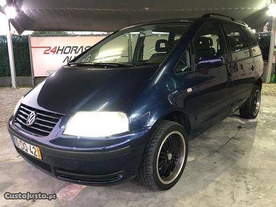 gebraucht VW Sharan 7Lug 1.9TDi