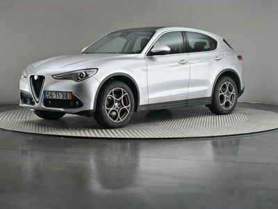 usado Alfa Romeo Stelvio 2.2 D Super AT8 Q4
