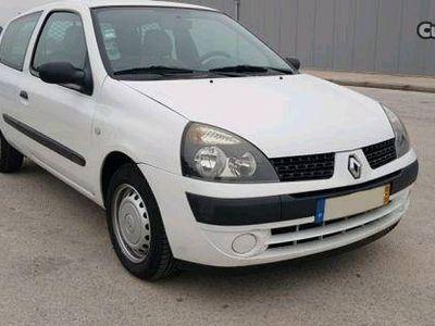 brugt Renault Clio 1.5 dci