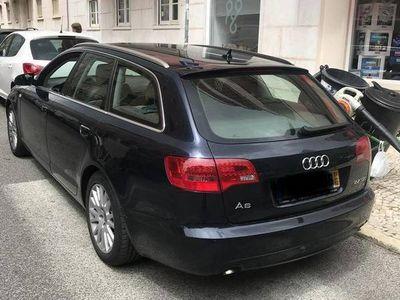 usado Audi A6 2.7 V6 Tdi Multitronic