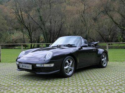 usado Porsche 911 Carrera Cabriolet 993
