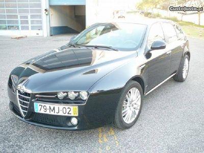 brugt Alfa Romeo 159 sportwagon SW 2.0