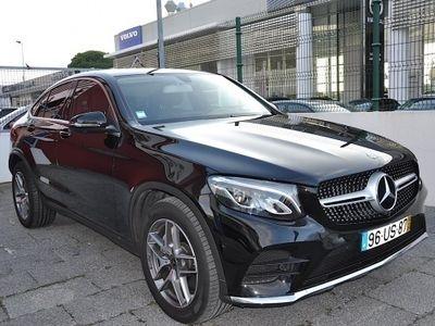 brugt Mercedes GLC250 Cdi AMG 4 Matic
