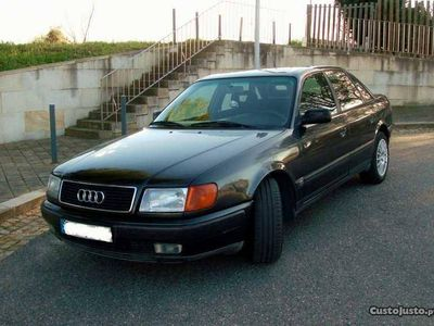 second-hand Audi 100 100C4