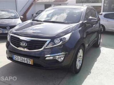 usado Kia Sportage 1.7 CRDi ISG Prime (115cv) (5p), Diesel