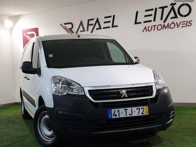 usado Peugeot Partner 1.6HDI 100cv 3LUG