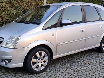 usado Opel Meriva ---