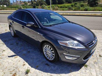 usado Ford Mondeo TDCI 163 hatchback Titanium S
