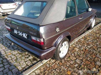 usado VW Golf Cabriolet MK1 1.8