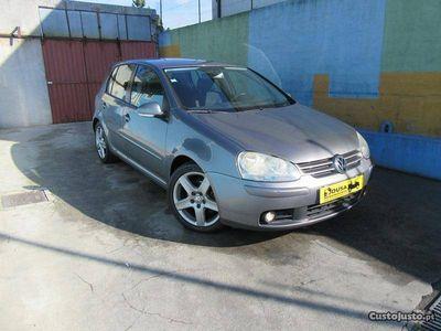 usado VW Golf V 2.0 TDI DSG