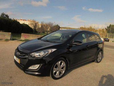 usado Hyundai i30 SW 1.6 CRDi 128cv