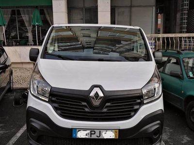 usado Renault Trafic Dci 125