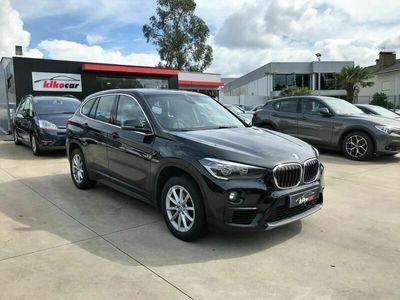 usado BMW X1 16 d sDrive Advantage (116cv) (5p)