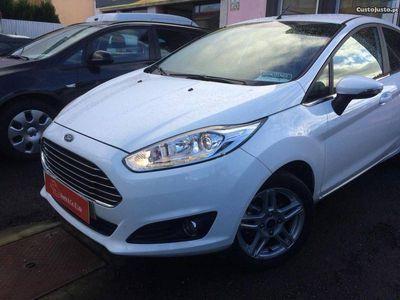 usado Ford Fiesta Titanium 26mil kms -