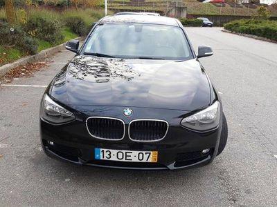 usado BMW 116 Efficient Dynamics