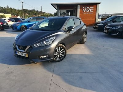 used Nissan Micra FULL EXTRAS CM NOVO