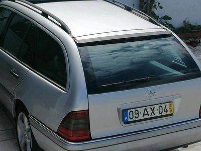 usado Mercedes C220 Carrinha Elegance