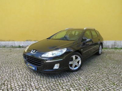 usado Peugeot 407 SW 2.2HDI Executive