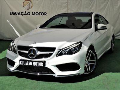 usado Mercedes E250 CDI Coupé AMG
