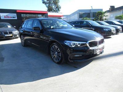usado BMW 520 D Touring Auto Sport