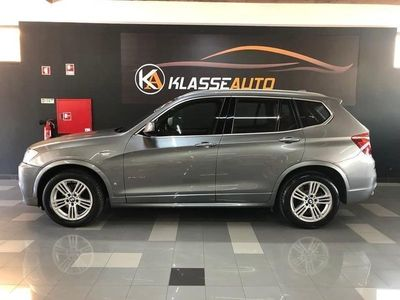 usado BMW X3 20D Xdrive Pack M AUTO