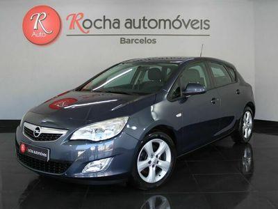 usado Opel Astra 1.7 CDTi Enjoy (125cv) (5p)