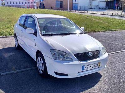 gebraucht Toyota Corolla 2.0 D4d