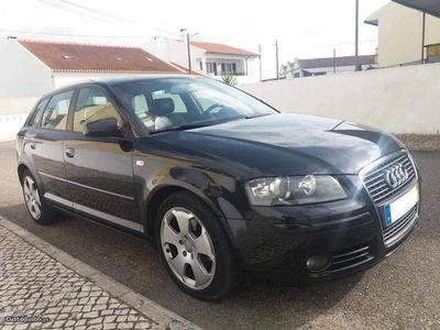 brugt Audi A3 Sportback 2.0 TDI