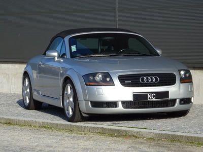 usado Audi TT Roadster Quattro 225 cv
