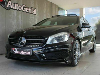 usado Mercedes A200 D AMG