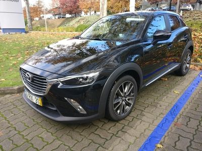 brugt Mazda CX-3 1.5 SKYACTIV Luxury 2WD