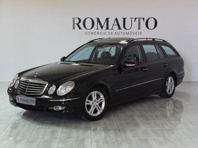 usado Mercedes E220 ClasseCDi Executive Aut. (170cv) (5p)