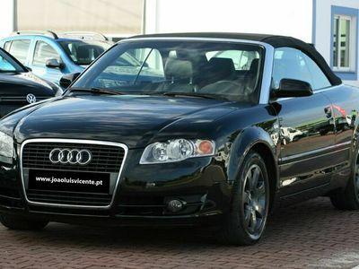 usado Audi A4 Cabriolet 2.0 Tdi (140cv)