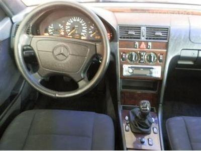 usado Mercedes C200 ClasseD Elegance