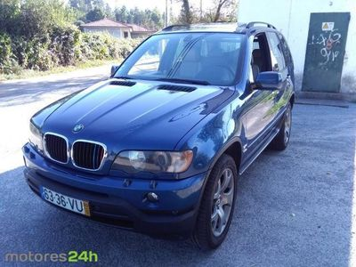 usado BMW X5 3.0