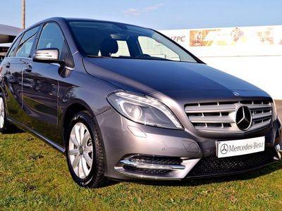 usado Mercedes B180 CDI Aut.