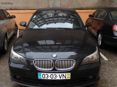 usado BMW 530 E60 Nacional IUC