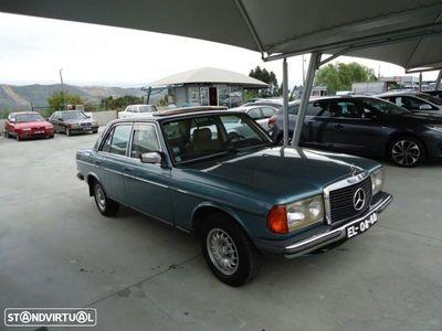 brugt Mercedes 300 D