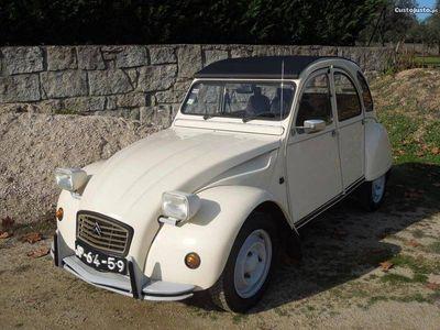 usado Citroën 2CV descapotável - 86