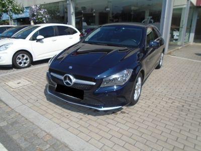 usado Mercedes CLA180 D 110CV