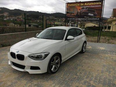usado BMW 120 2.0 PACK M 184cv