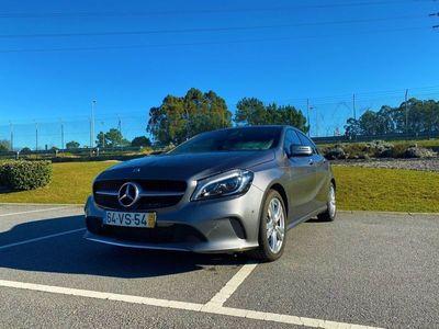 usado Mercedes 200 Classe A 2.1d