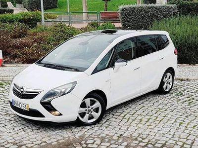 usado Opel Zafira Tourer 2.0CDTi COSMO Active-Select