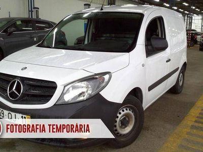 usado Mercedes Citan 109 CDI