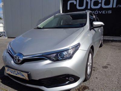 usado Toyota Auris Touring Sports 1.4 D ASPIRATION
