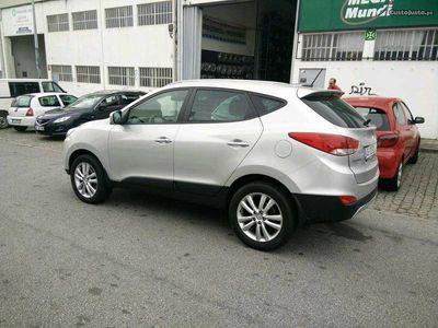 usado Hyundai ix35 2.0 CRDI 184cv